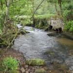 Reste von Mauern zeigen, dass es früher einmal viele Mühlen gab, heute sind das die Hotspots.