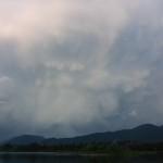 Apokalypse Now im Allgäu! Da kam richtig garstiges Wetter!!!!